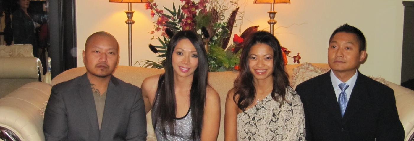 Trang Thi's children